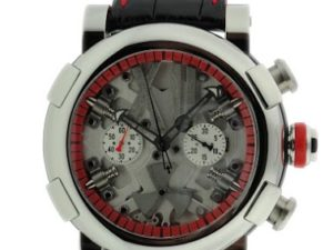 Lot#PS3013 Romain Jerome Titanic DNA Chronograph // RJ.T.CH.SP.005.01
