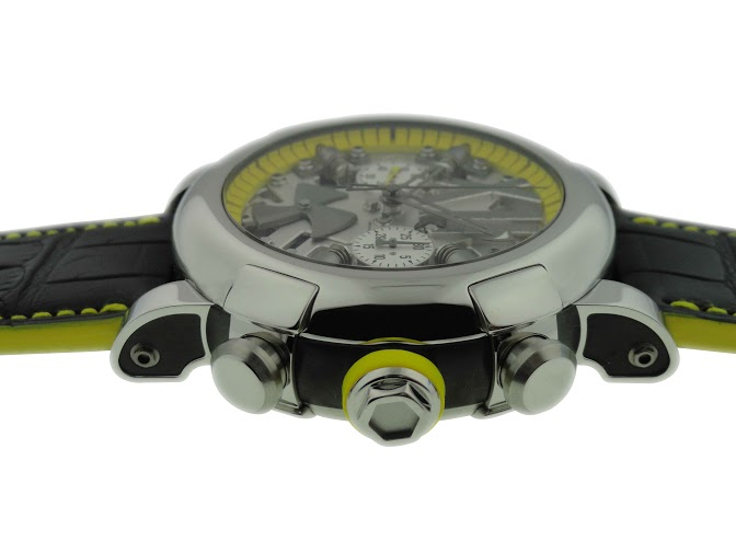 Lot#PS3011 Romain Jerome Titanic DNA Chronograph // RJ.T.CH.SP.005.06 Watches [tag]