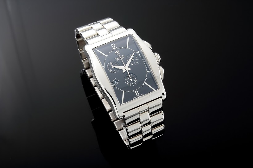 Lot#170: Tudor Archeo Chronograph Watches [tag]