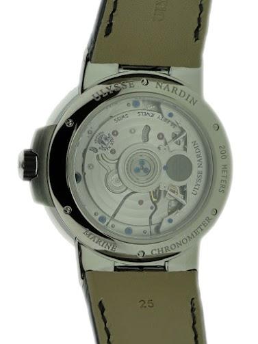 Lot#2192 Ulysse Nardin Marine Chronometer