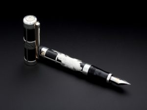Lot #686 Montegrappa Paulo Coelho Fountain Pen