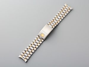 Lot #3338 Omega Speedmaster Tutone Bracelet Omega 18mm bracelet