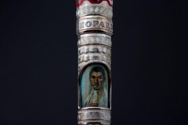 Lot #6P917 Chopard Pompeii Erotica Fountain Pen