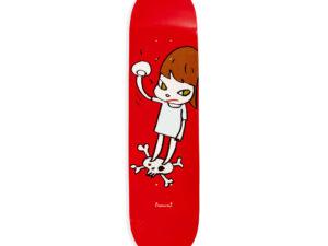 Yoshitomo Nara: Solid Fist Skateboard