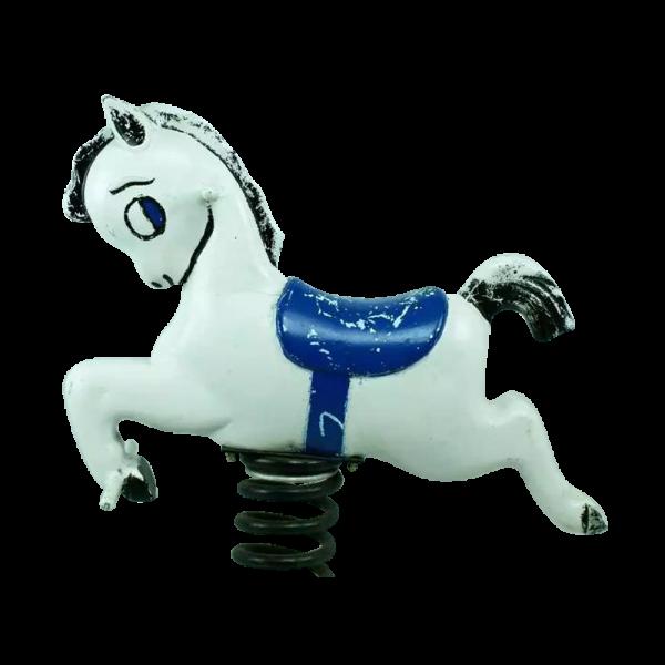Lot #2976 Playground Equipment Springer Single Rider Horse