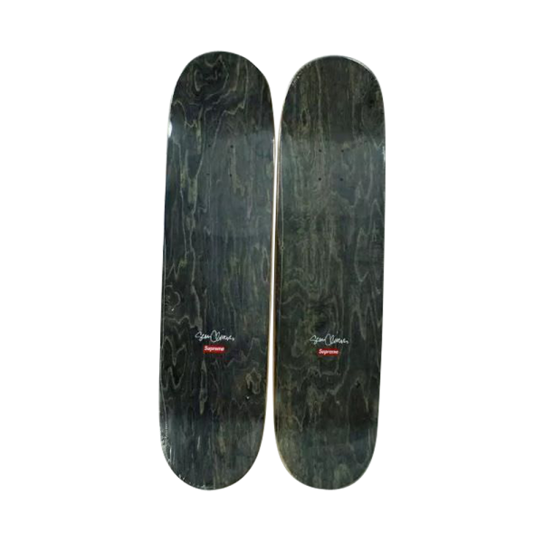 Lot #2984 Sean Cliver Skateboard Decks for Supreme New York,