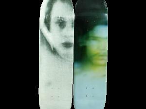 Harmony Korine Skateboard 2 Deck Set for Supreme Ne