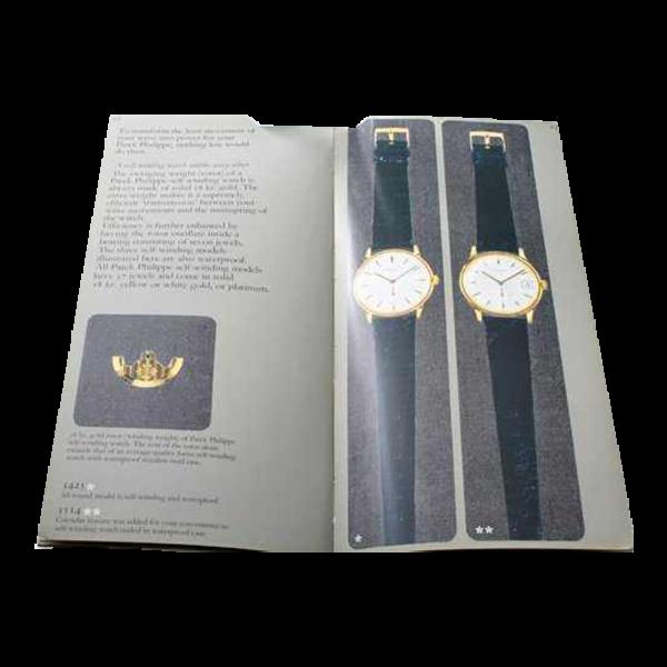 Lot #3013 Patek Philippe Booklet Ricochet 788/4 Solar Clocks and