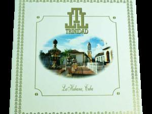 Trinidad Cigars Ashtray Habana Cuba
