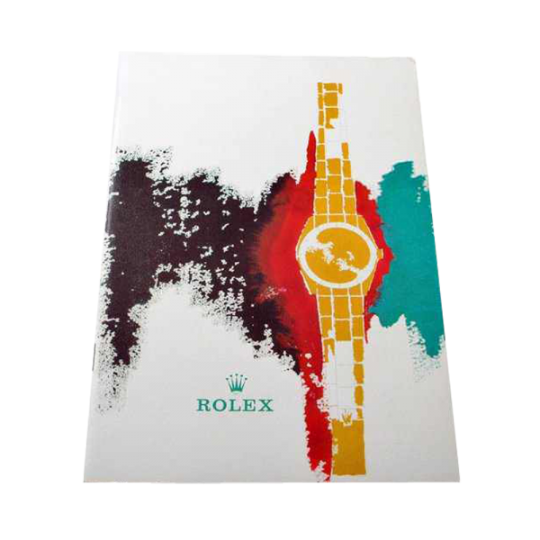 3017_1 Rolex Booklet 1675 GMT 1016 Explorer 6239 Daytona 5513
