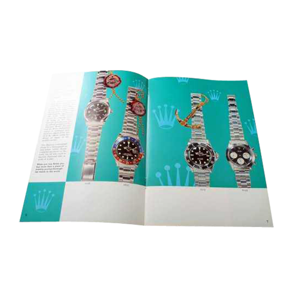 Lot #3316 Rolex Booklet 1675 GMT 1016 Explorer 6239 Daytona 5513