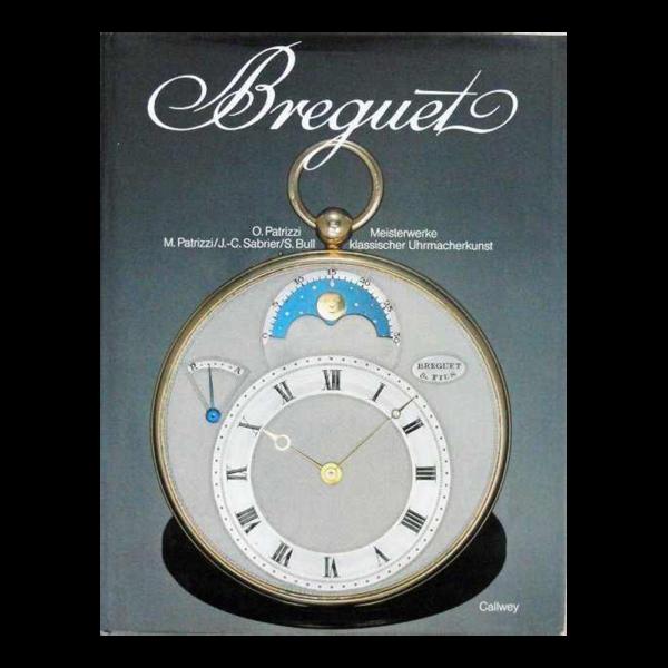 Breguet Book by Osvaldo Patrizzi, Jean Claude Sabrier,