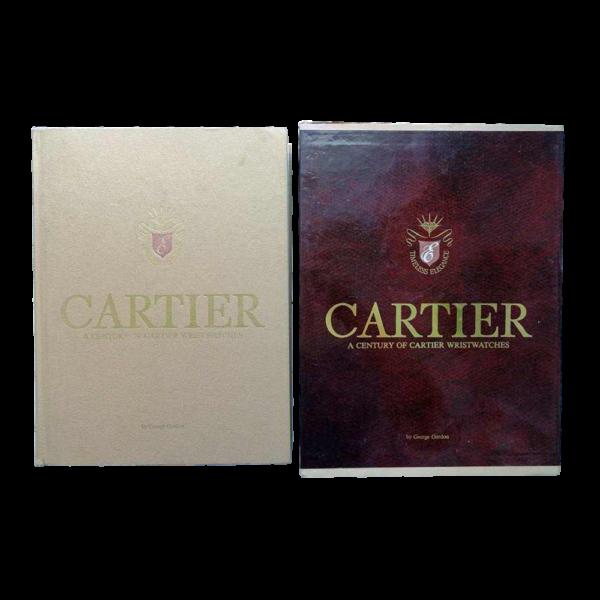 Cartier Wristwatches Book by George Gordon