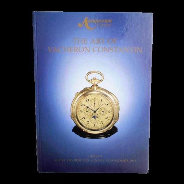 The Art of Vacheron Constantin Book