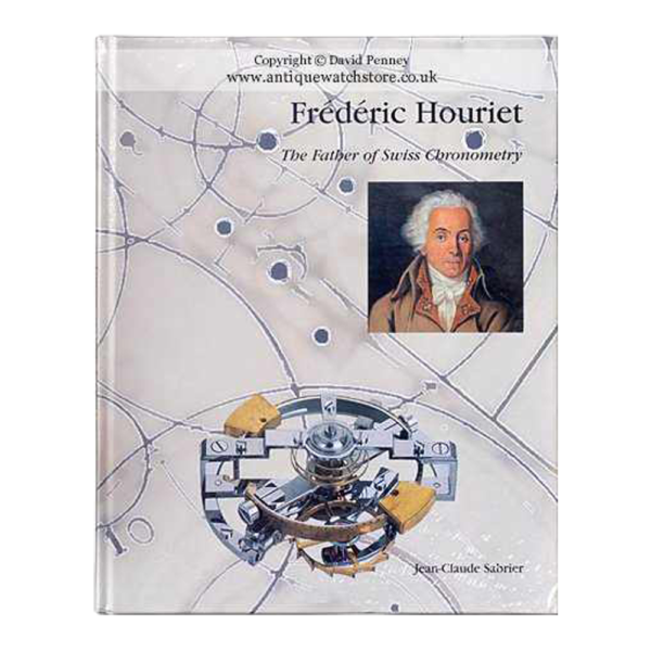Limited Edition Frederic Houriet The Father of Swiss