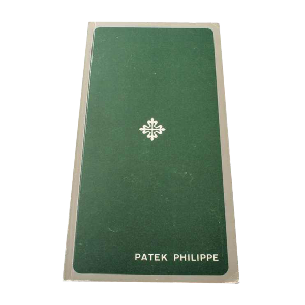 Patek Philippe Booklet Ricochet 788/4 Solar Clocks and