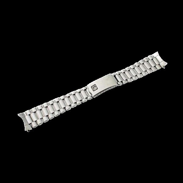 Vintage Stainless Steel Omega Speedmaster Watch