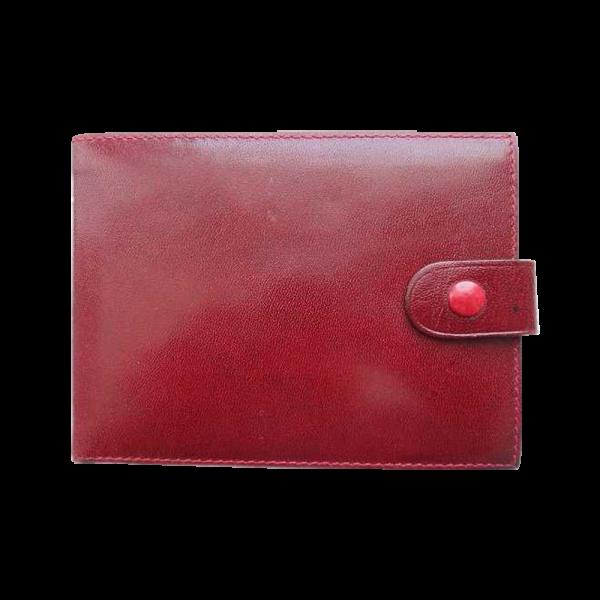 Vintage Leather Rolex Wallet