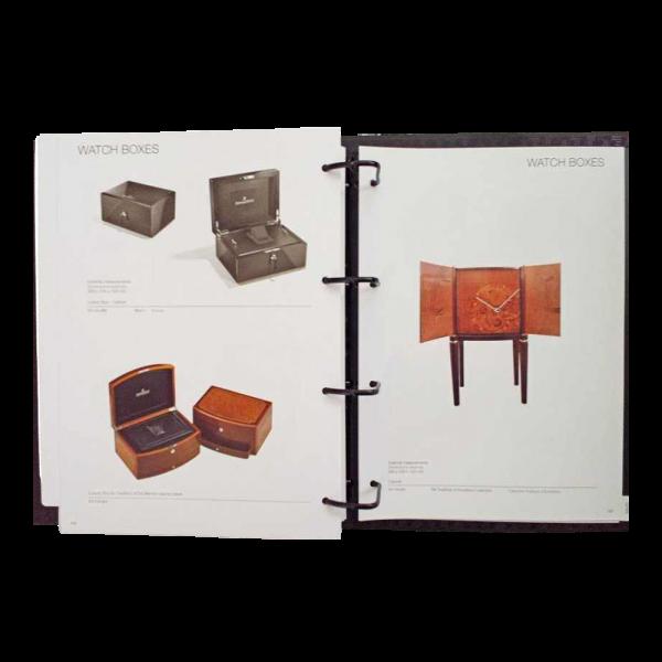 Lot #3174A Rare Audemars Piguet Dealer Master General Catalogue