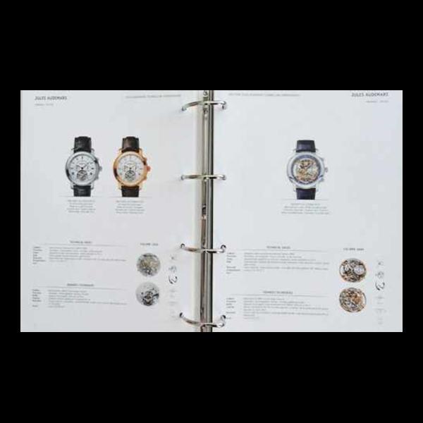Rare Audemars Piguet Dealer Master General Catalogue