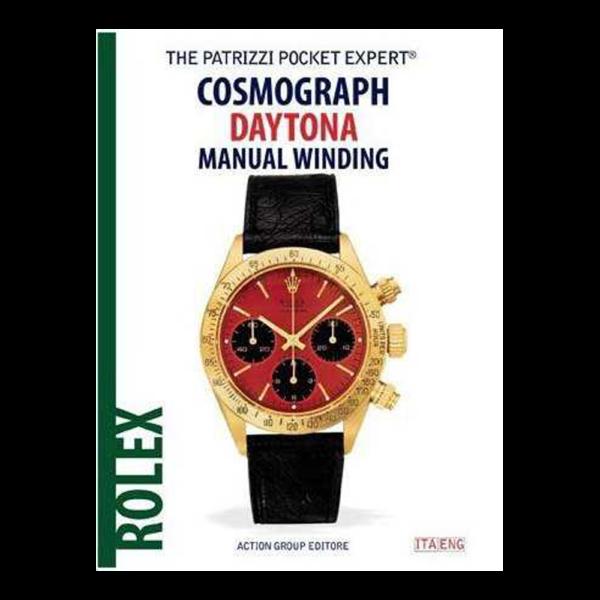 Rolex Cosmograph Daytona Manual Winding Patrizzi Pocket
