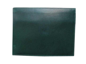 Swiss Leather Vintage Rolex Wallet Green 568503 Code