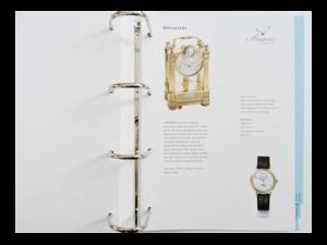 Lot #3252 Breguet Authorized Dealer Master Watch Catalog Binder Rare Accessories Breguet