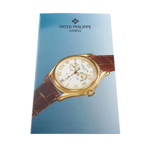 Patek Philippe Annual Calendar 5035 Owners Manual 1997