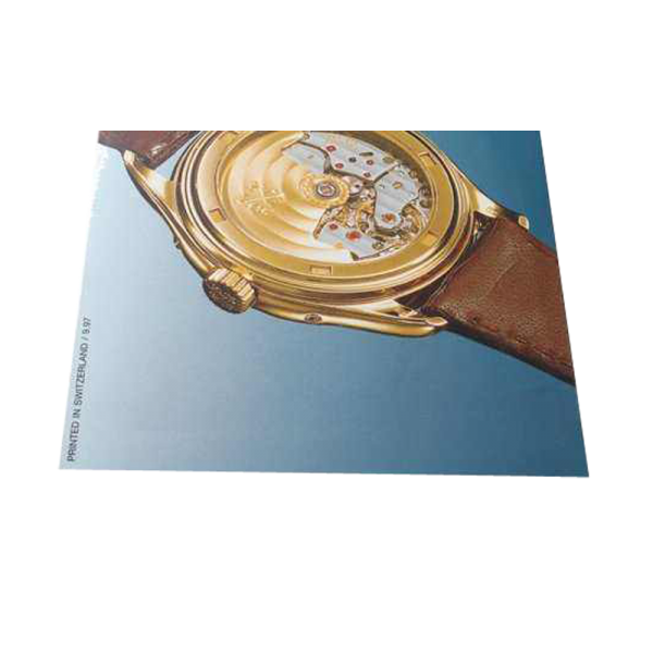 Lot #3089 Patek Philippe Annual Calendar 5035 Owners Manual 1997
