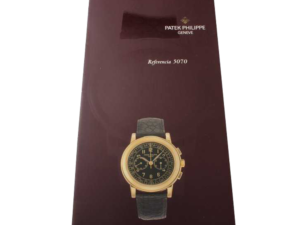 Patek Philippe 2 Register Chronograph 5070 Owners