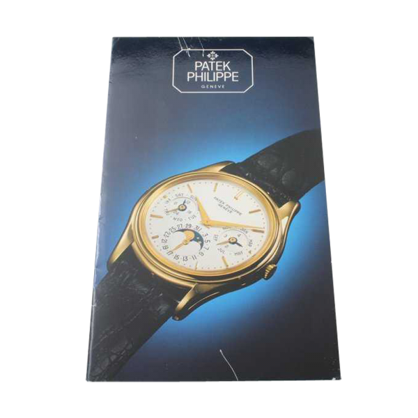 Patek Philippe Perpetual Calendar 3940 Owners Manual