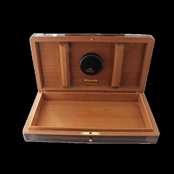 Lot #3099 Rare Louis Vuitton Travel Cigar Humidor