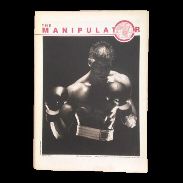 Lot #3110 Vintage Oversized Manipulator Two (2) Magazine Set