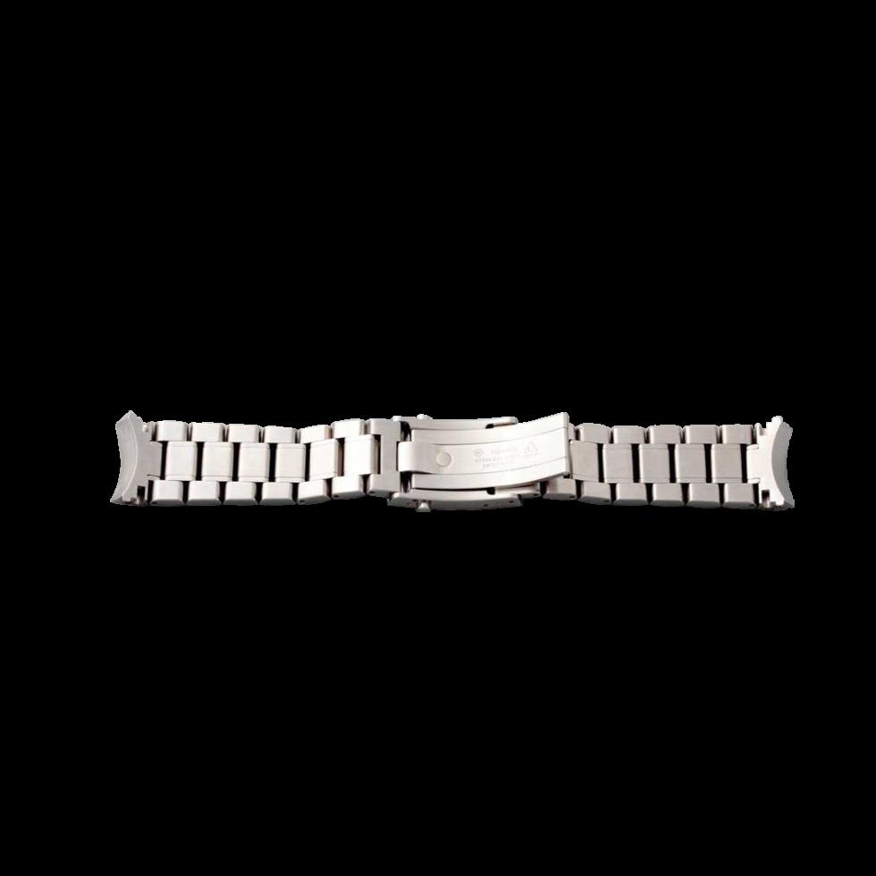 Lot #3338H Stainless Steel Omega Speedmaster Watch Bracelet 1564/975 Omega Bracelets