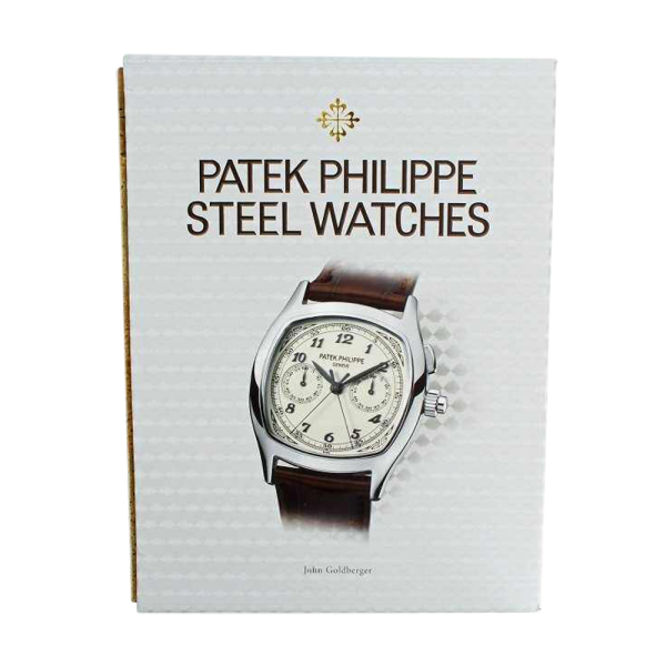 Limited Edition Patek Philippe Steel Watches Book