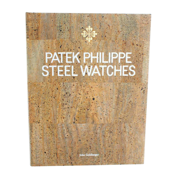 Lot #3117 Limited Edition Patek Philippe Steel Watches Book