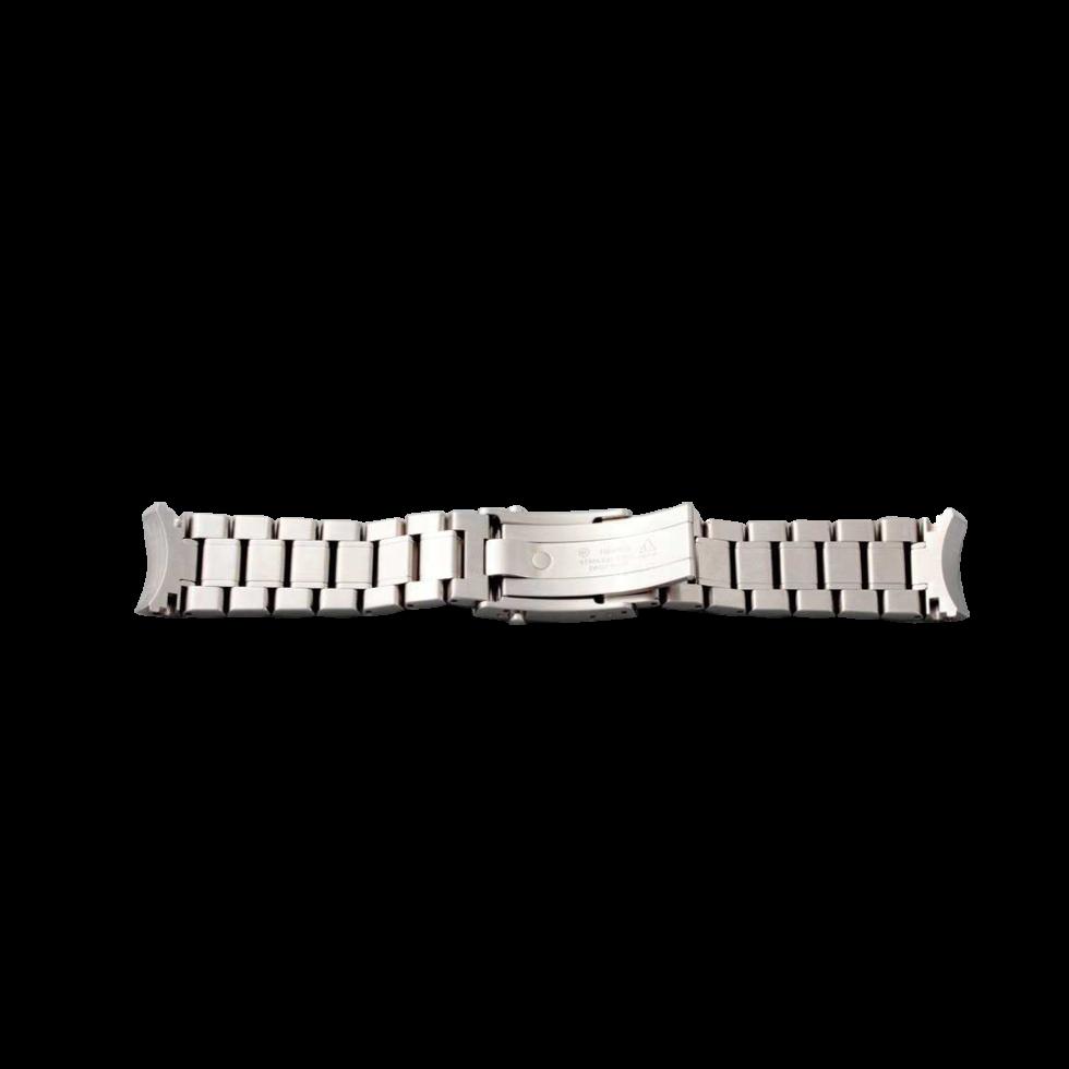 Lot #3338F Stainless Steel Omega Speedmaster Watch Bracelet 1564/975 Omega Bracelets