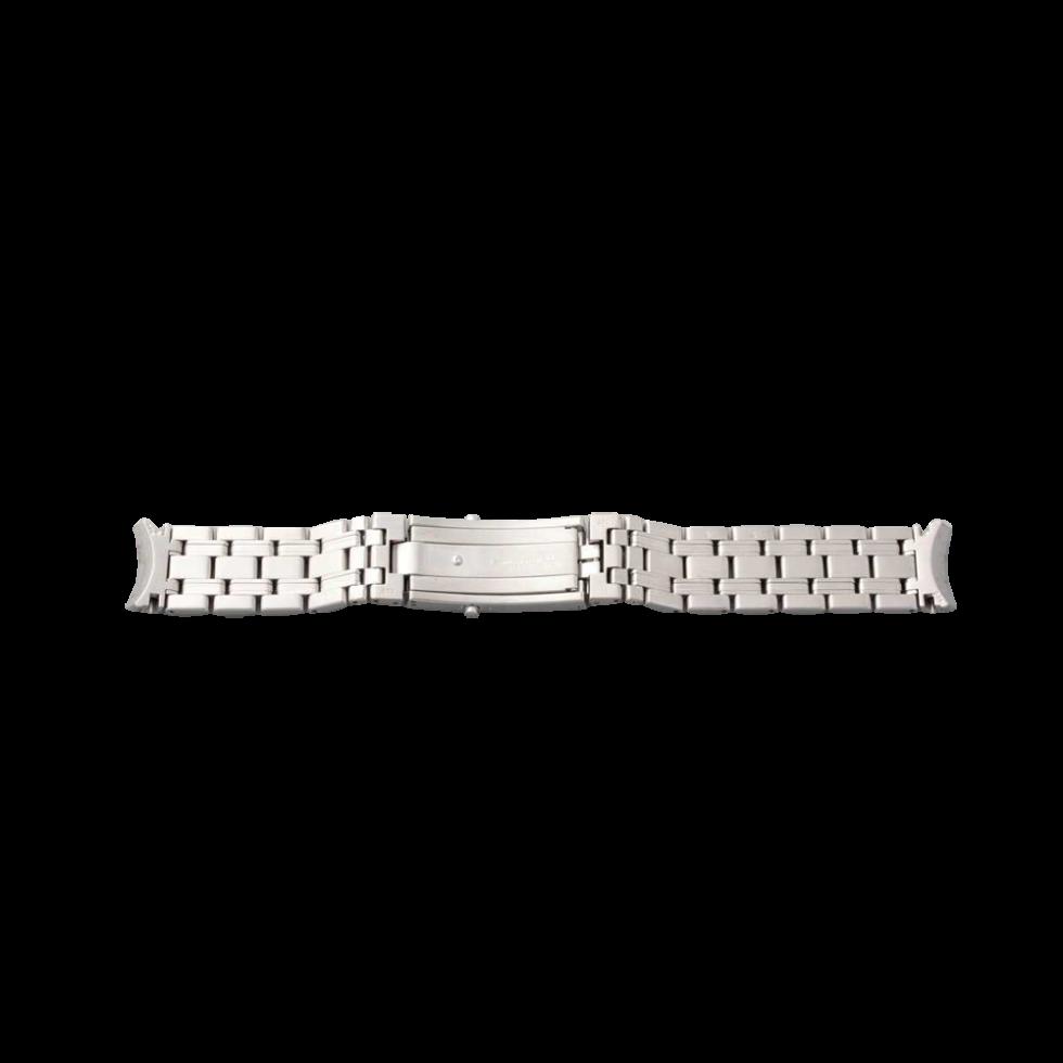 Lot #3321 – Omega Seamaster Professional Watch Bracelet 18MM 1502/824 Omega Omega Watch Bracelet 1502/824