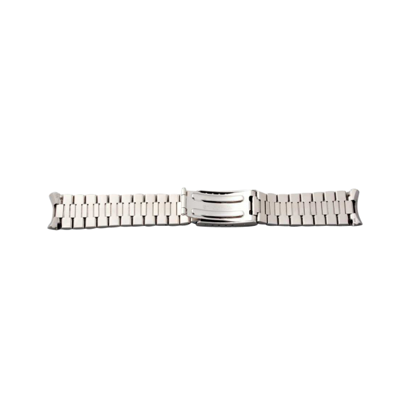 Lot #3122 Stainless Steel Omega Speedmaster Watch Bracelet 18MM