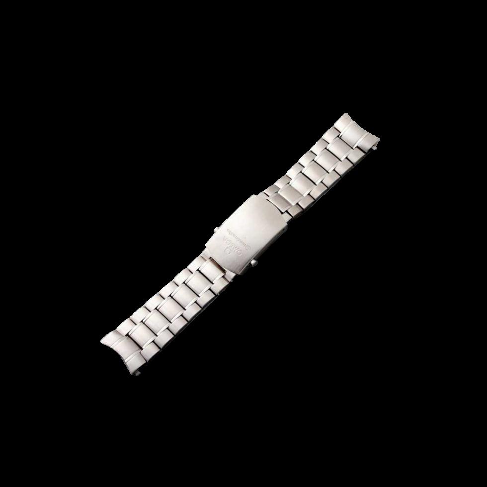 Lot #3331 Stainless Steel Omega Speedmaster Watch Bracelet 20MM Omega Bracelets