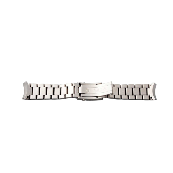 Lot #3132 Stainless Steel Omega Speedmaster Watch Bracelet 20MM