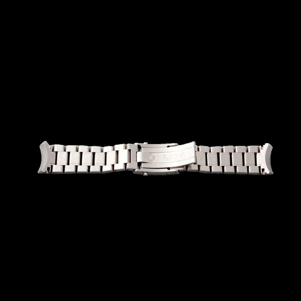 Lot #3320 – Omega Speedmaster Watch Bracelet 19MM 1564/975 Omega Omega Watch Bracelet 1564/975