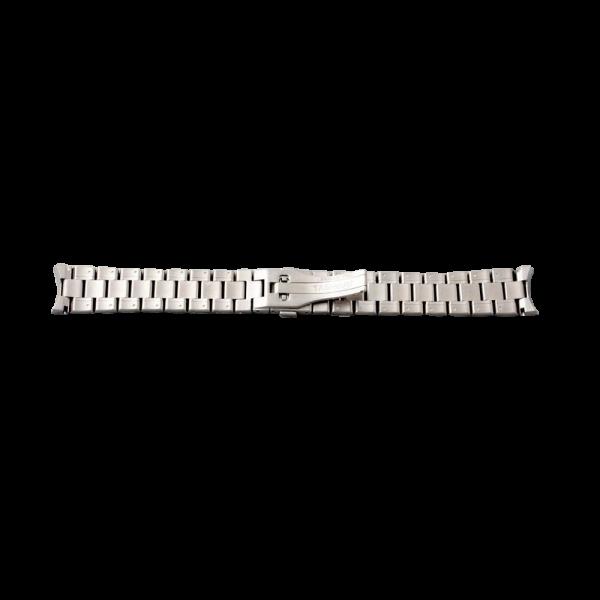 Lot #3135 Stainless Steel Tag Heuer Watch Bracelet 19MM