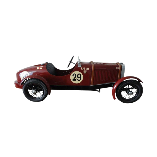 Lot #3139 Aston Martin Pedal Car Stevenson Brothers