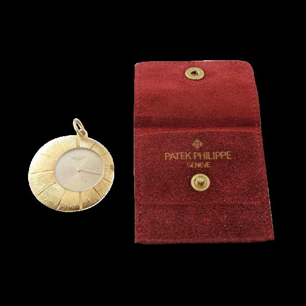 Lot #3140 Patek Philippe Ricochet Asymmetrical Pocket Watch