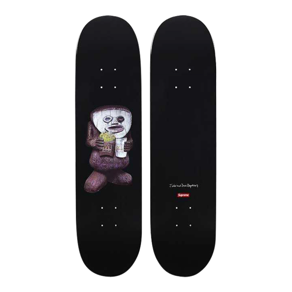 Lot #3401 Chapman Brothers for Supreme NY 5 Deck Complete Set