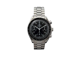 Gents Stainless Steel Omega Speedmaster Watch