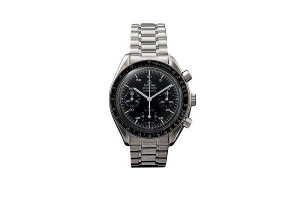 Gents Stainless Steel Omega Speedmaster Watch