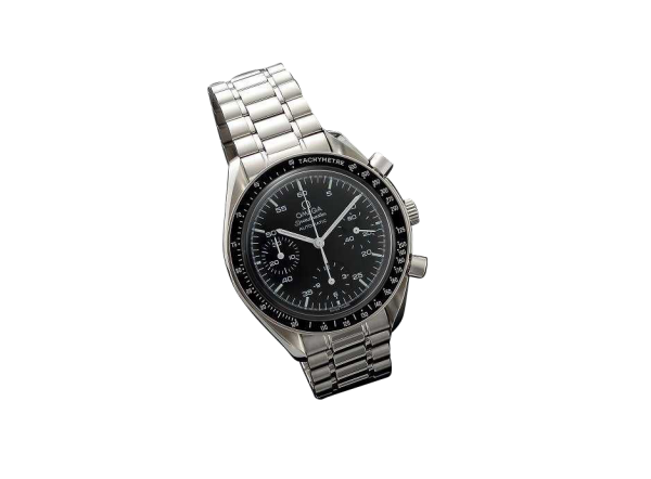 Lot #3147 Gents Stainless Steel Omega Speedmaster Watch