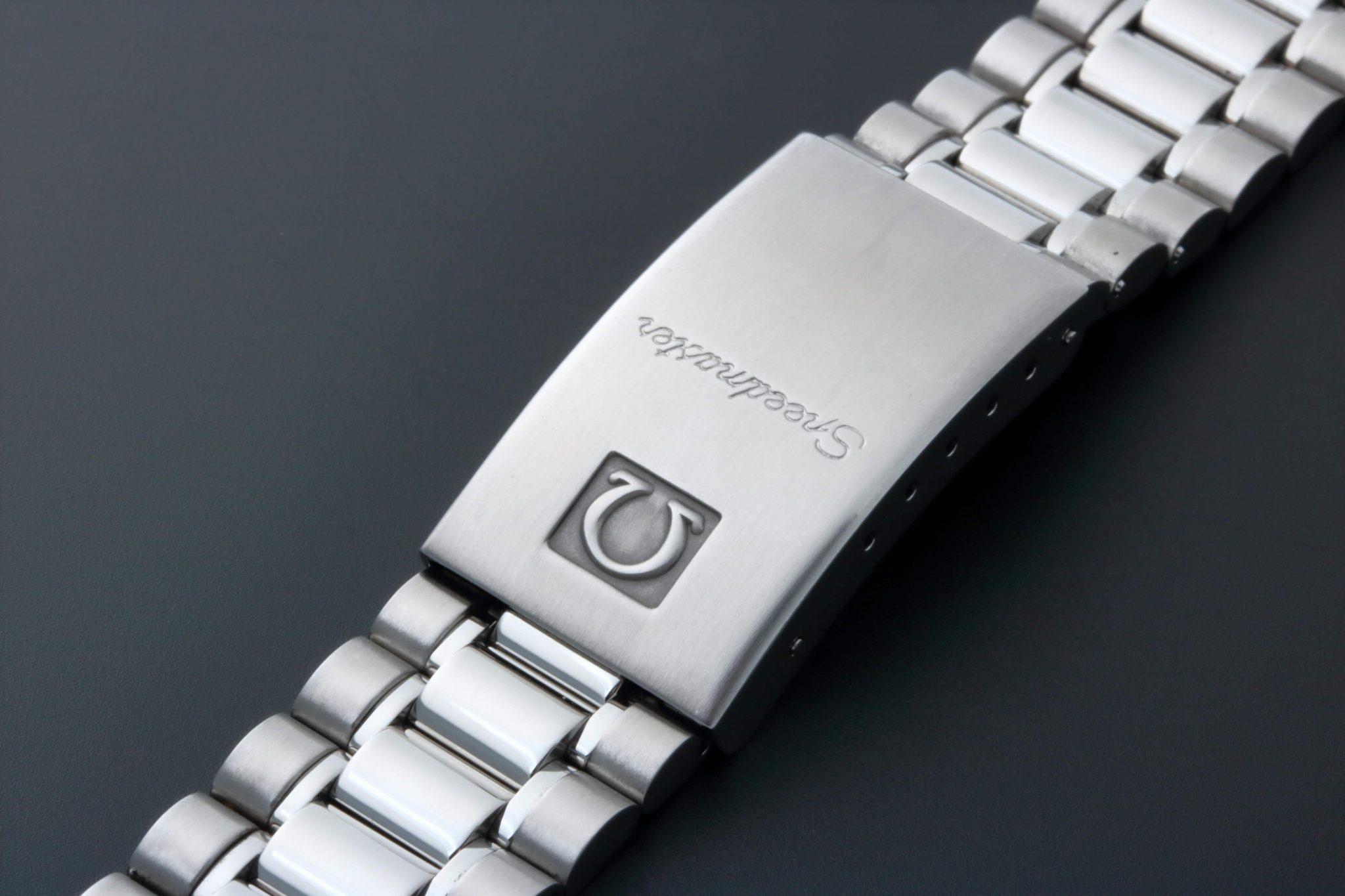 Omega Speedmaster Watch Bracelet 18MM 1469/811 – Baer Bosch Auctioneers